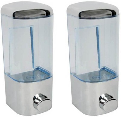 DEVICE IN LION PLASTIC LIQUID SOAP DISPENSER 350 ml Soap Dispenser