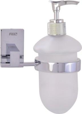 FAB LA Liquid Soap Holder or Dispenser 0.3 L Shampoo Dispenser(Silver)
