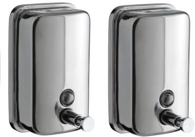 Panchvati Enterprise Set of Two Liquid 1000 ml Conditioner, Lotion, Shampoo, Soap Dispenser