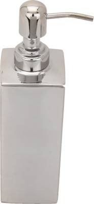 Claby Enchanting 0.3 L Soap Dispenser(Silver)