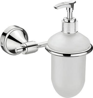 Greeninterio Panther 150 ml Sensor Equiped Soap, Conditioner, Shampoo Dispenser(Silver)
