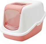 Savic Litter Enclosure (Retro Pink)