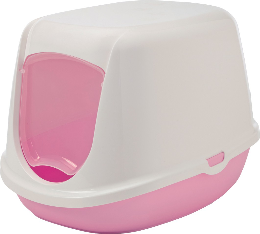 View Savic Litter Enclosure(Pink) Furniture (Savic)