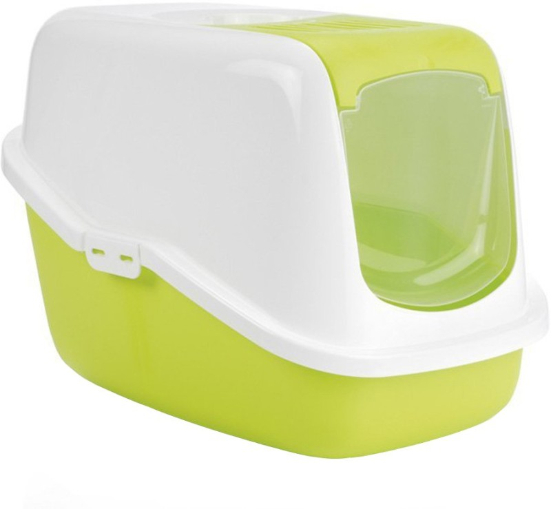 Savic Litter Enclosure(Lemon Green)