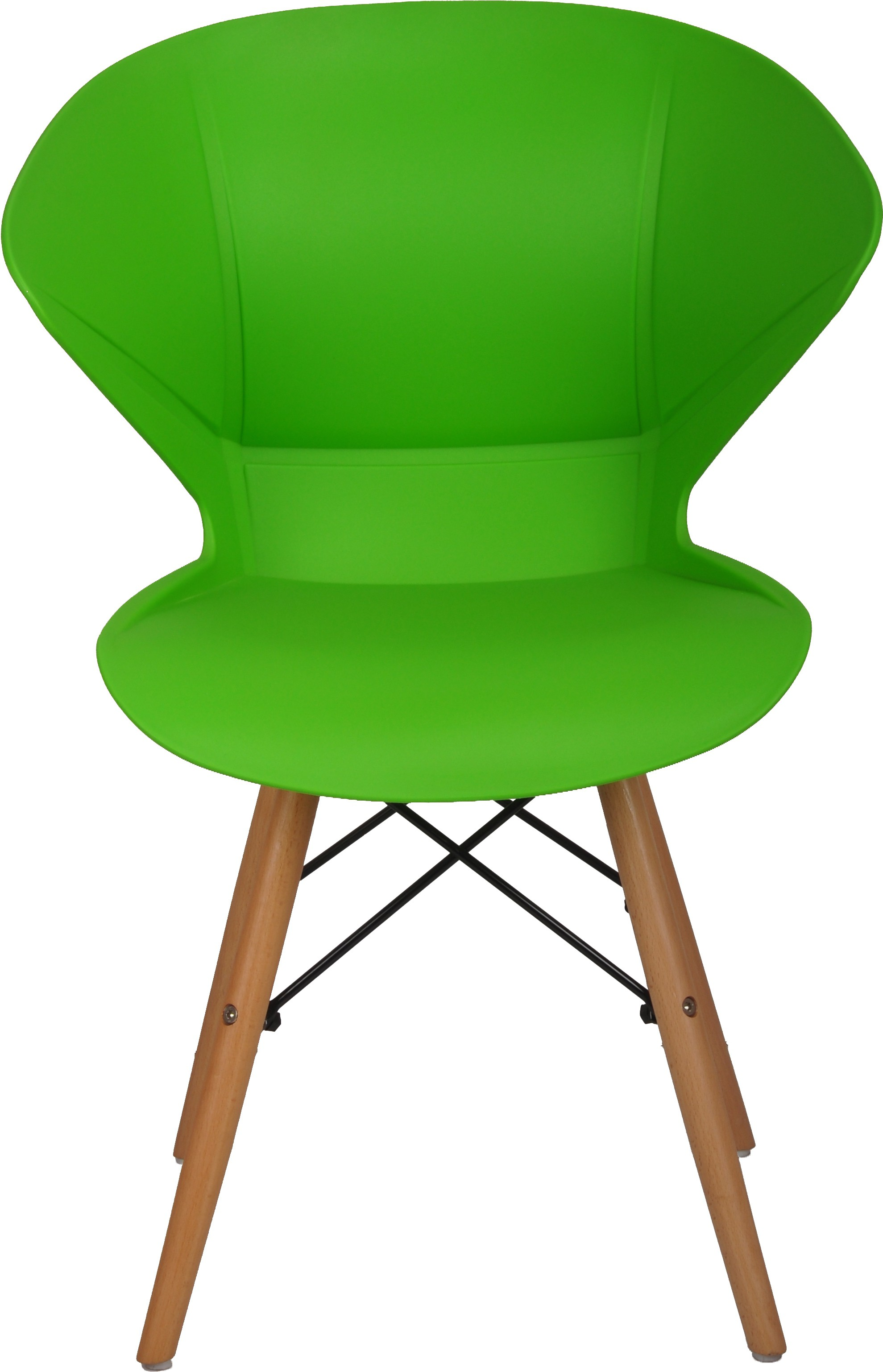 View Bharat Furniture Frog Plastic Living Room Chair(Finish Color - Green) Furniture (Bharat Furniture)