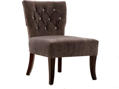 Glass Palace Lifestyle Leatherette Living Room Chair