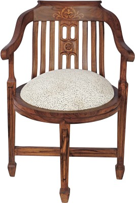 Smarvvv Productions Classy Solid Wood Living Room Chair