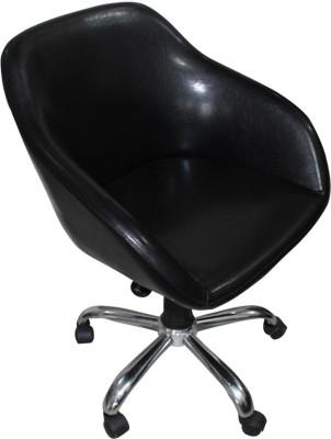 Mavi Leatherette Living Room Chair