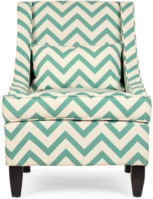 @home by Nilkamal Zoe Occassional Fabric Living Room Chair