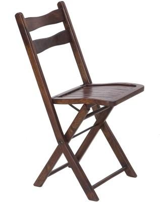 Jivan Solid Wood Living Room Chair
