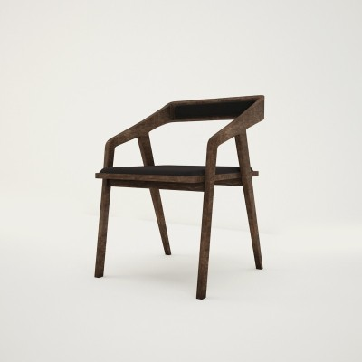 Amaani Furniture,s Solid Wood Living Room Chair