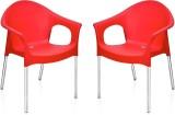 Nilkamal Plastic Living Room Chair (Fini...
