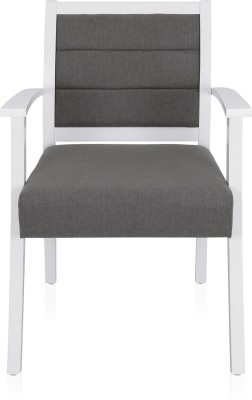 @home by Nilkamal Summer Solid Wood Living Room Chair(Finish Color - White)