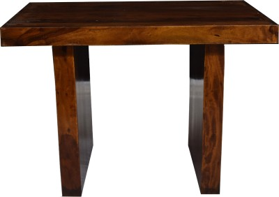 aAdinath Solid Wood End Table