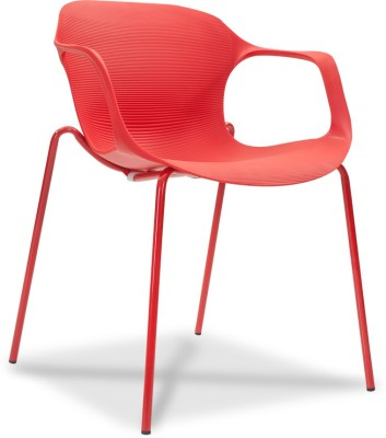 Durian ZANE-RED Synthetic Fiber Living Room Chair