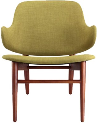 SMARVVV PRODUCTIONS Smart & Stylish Solid Wood Living Room Chair
