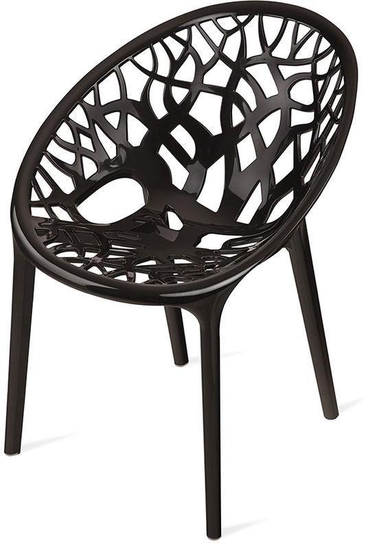 Nilkamal Crystal Plastic Living Room Chair