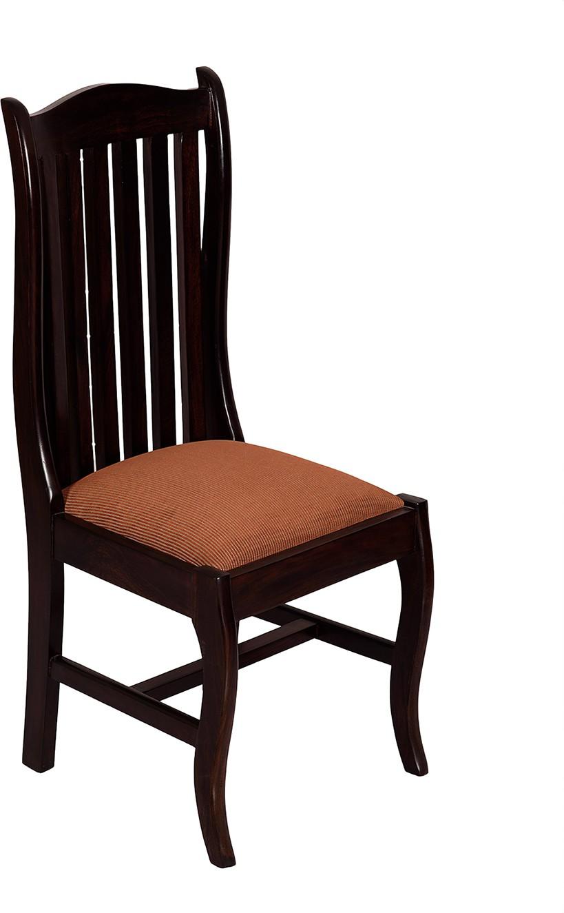 View Wood Dekor Solid Wood Living Room Chair(Finish Color - Brown) Furniture (Wood Dekor)