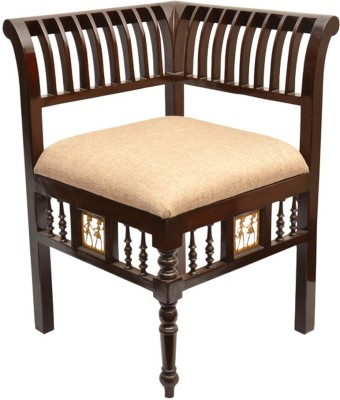 ExclusiveLane Teak Wood Solid Wood Living Room Chair