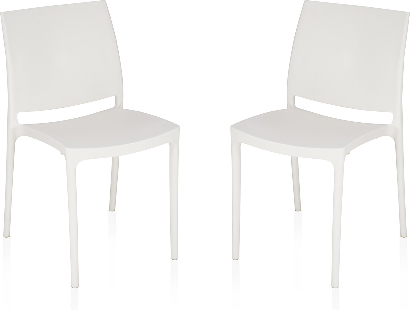 Nilkamal Plastic Living Room Chair