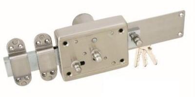 Kodia 6 Turn SS Combination Lock