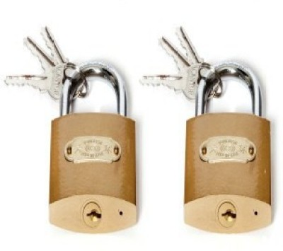 Sgb 50mm Pack Of 2 Lock