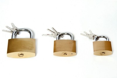 SGB 50mm,63mm&75m Pack Of 3 Lock
