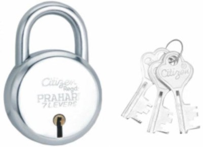 Citizen Prahari 40 MM with 3 keys Lock