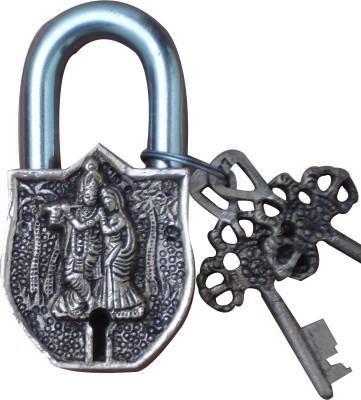 Aakrati Radha Krishna of Brass Lock