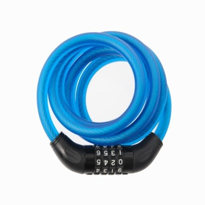 Btwin Code 300 Combination Spiral Lock