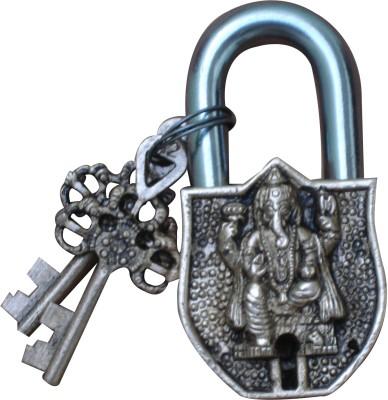Aakrati Designer of Lord Ganesha Padlock