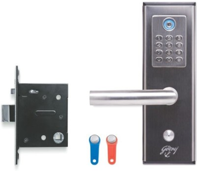 Godrej i-Secure Mortise Keypad Mortise Lock (L) Lock