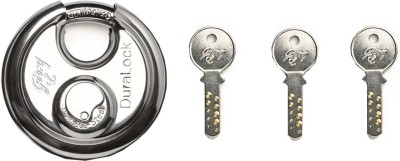 Godrej Duralock 3 Keys 90 mm Lock