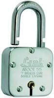 Link Atoot 55 Padlock(Silver)