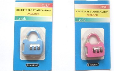 CJSJ Assorted Metal - Padlock
