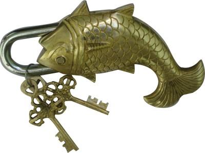 Aakrati Unique Antique of Brass Padlock