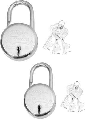 Citizen Prahari 65 MM (Pack of 2) with 3 Keys Lock