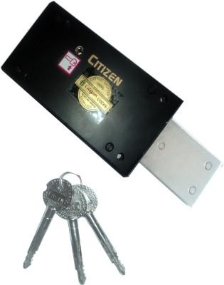 Citizen Side Shutter Crosskey (3 turn) Powder Coated Lock