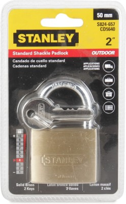 Stanley S824-657 Padlock