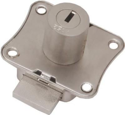 Citizen Stainless Steel Multipurpose (50 MM)with 2 Ultra Brass Keys Lock