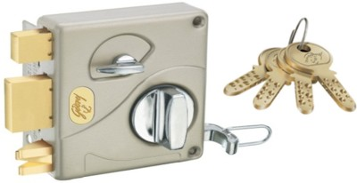 Godrej Ultra Tribolt Satin Nickel 1Ck Lock