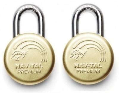 Godrej Nav-tal Premium Deluxe Hardened Lock