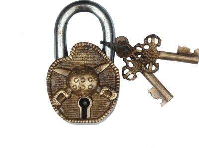 Aakrati Aakrati Antique Designer Pad Lock Padlock