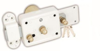 Kodia 3 Turn Ivory Combination Lock