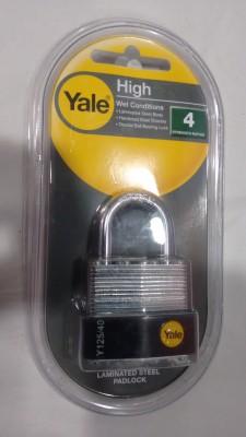 YALE classic series padlock laminated steel Padlock