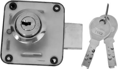 Citizen Staineless Steel Vertical Cupboard With Ultra Key Lock