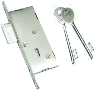 Citizen Entrance Door S.S Finish With 2 Keys (100 MM) Lock