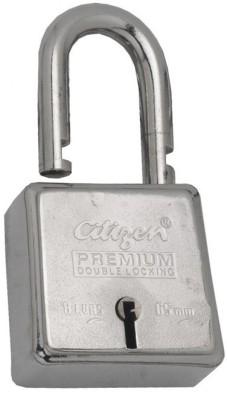 Citizen Pad Premium Double Locking Square 3 Keys Lock