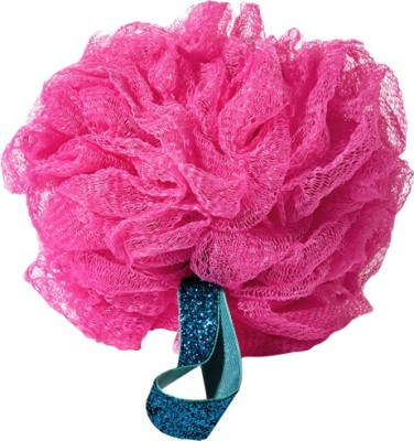 Bath & Body Works Pink Shower Sponge