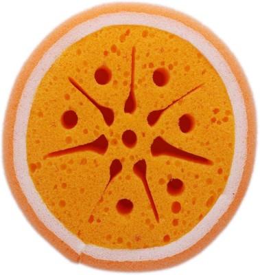 Tootpado Orange Fruit Shape Sponge Loofah - Bath & Body Bathroom Accessories Scrubbers